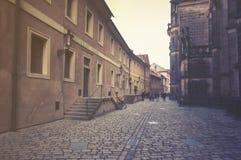 Prague Casttle Arkivbild