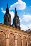 Prague cathedral Royalty Free Stock Photography