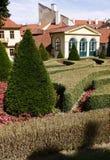 prague centrum ogrodowy vrtba Obraz Royalty Free