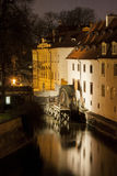 Prague Certovka mill Royalty Free Stock Photos