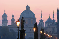 Free Prague Charles Bridge Stock Photo - 12768410