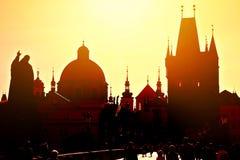 Prague. royalty free stock photography
