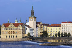 Prague city Stock Images