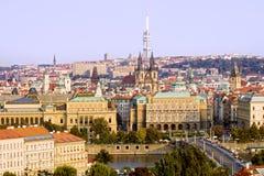 Prague City Stock Photo