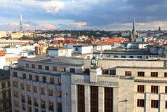 Prague city view Royalty Free Stock Photography