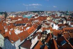 Prague city view Stock Photo