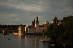 Prague cityscape 2 Stock Images