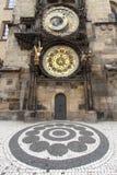 Prague clock Royalty Free Stock Image