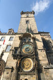 Prague Clock Tower Royalty Free Stock Image