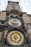 Prague Clock Tower Stock Photography