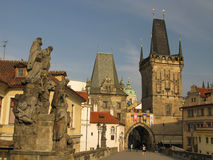 Prague (Czech republic) Royalty Free Stock Photos