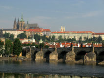 Prague (Czech republic) Royalty Free Stock Images