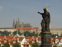 Prague (Czech republic) Royalty Free Stock Photography