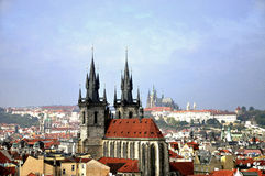 Prague Czech republic Stock Images