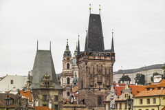 Prague, Czech Republic. Stock Images