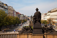 Prague, the Czech Republic Stock Photography