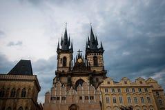 Prague, Czech republic Stock Images