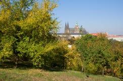 Prague, Czech republic Royalty Free Stock Photo