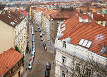 Prague, Czech Republic, December 2015. Royalty Free Stock Photography