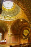 Spanish synagogue royalty free stock photography