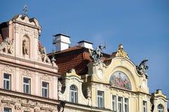 PRAGUE, CZECH REPUBLIC/EUROPE - SEPTEMBER 24 : Ministry of Local Stock Photo