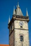 PRAGUE, CZECH REPUBLIC/EUROPE - SEPTEMBER 24 : Old City Hall Tow Stock Photography