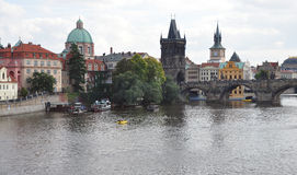 Prague, Czech Republic, Europe Stock Images