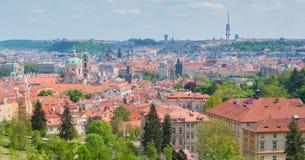 Prague, Czech Republic. Historical Center of Prague, Czech Republic stock photo