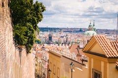 Prague, Czech Republic - 04 July 2016. Stock Image