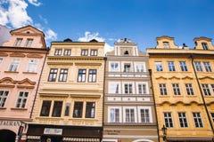Prague, Czech Republic - 04 July 2016. Royalty Free Stock Photos