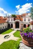 Prague, Czech Republic. Ledeburska Garden in Prague, Czech Republic Royalty Free Stock Photo