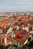 Prague. Czech republic. Royalty Free Stock Photo