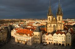 Prague , Czech republic Stock Photography