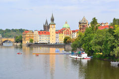 Prague, Czech Republic Royalty Free Stock Photos