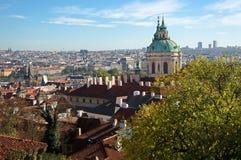 Prague, Czech republic Royalty Free Stock Photography