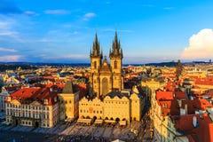 Prague, Czech Republic Stock Photography