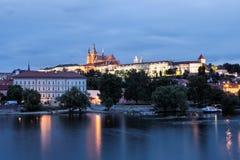 Prague in Czech Republic. Stock Photos