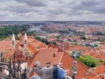 Prague. Czechia photos libres de droits