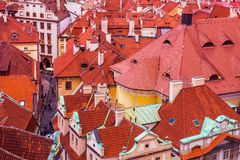 Prague Czechia Architecture Stock Photography