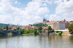 prague czeska republika Zdjęcie Royalty Free
