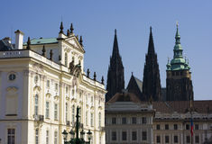 prague czeska republika Zdjęcia Stock