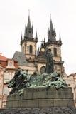 prague czeska republika Fotografia Stock