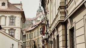 Prague dans la République Tchèque Images libres de droits