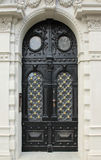 Prague door royalty free stock photo