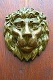 Prague Door Knock. Old door knock in Prague, Czech Republic royalty free stock photography
