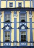 Prague facade Stock Photos