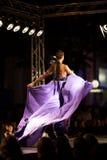 Prague Fashion Weekend on September 24, 2011 in Pr Stock Images