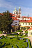 Prague Gardens. Stock Images