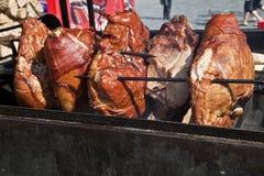 Prague ham Stock Photos