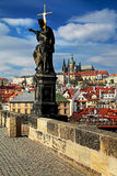 Prague historic architecture Stock Photos